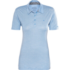 Schöffel Manali Polo Shirt Women bonnie blu